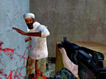 فيديو: لعبة فيديو أمريكية تحاكي عملية قتل بن لادن