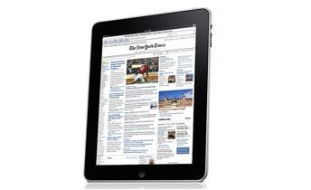 الـ iPad  يتصدر بنسبة 97% اﻷجهزة اللوحية في التصفح
