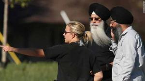أمريكا : مقتل 7 أشخاص في هجوم علي معبد للسيخ