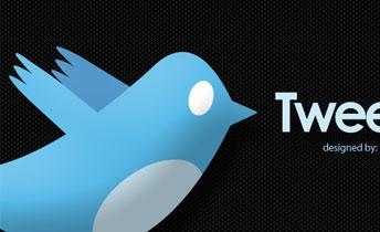 نصف رسائل تويتر يرسلها أقل من واحد بالمائة من مشتركيه
