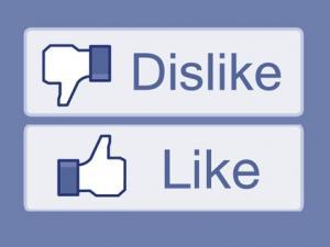 الفيسبوك يفكر في إضافة زر