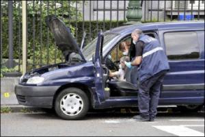 إخلاء السفارة الاميركية في العاصمة البلجيكية بسبب سيارة