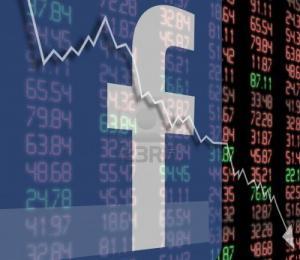 تراجع حاد لأسهم فيسبوك وتكبدها خسائر تقارب نصف قيمتها