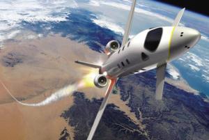 شركة بريطانية تصمم محرك طائرة يعمل كصاروخ فضائي