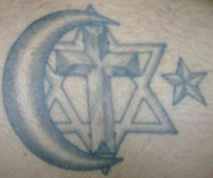 أكثر الديانات أنتشاراً في العالم المسيحية والإسلام ثم الهندوسية