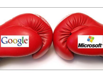 جوجل تتهم مايكروسوفت بإفشاء أسرار منتجاتها