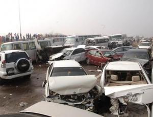 أكثر من نصف وفيات الحوادث في دبي تقع في خمس شوارع