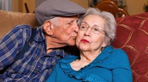 أمريكي يحتفل بأطول زواج في العالم أستمر أكثر من 80 عاماً