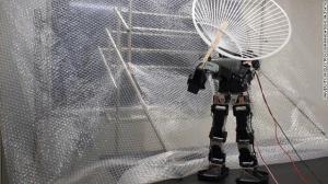 علماء وباحثون يطوروا روبوت بدماغ ألكتروني يقلد الدماغ البشري