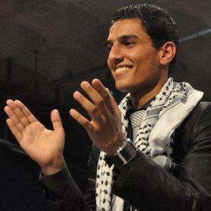 مغني فلسطيني يوحد الفلسطينيين والإسرائليين