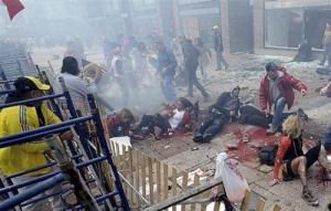 الشرطة الأمريكية تقتل أحد المتهمين بتفجيرات بوسطن أثناء استجوابه