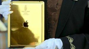 دبي: فندق يقدم لنزلائه حاسب لوحي من الذهب الخالص