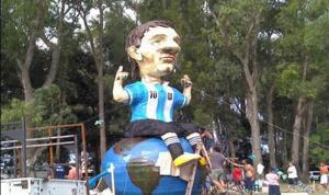 تكريماً لمسي إقامة متحف له في مسقط رأسه بالأرجنتين