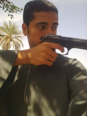 صعيدي مصري قتل 4 أشقاء أنتقاما لعمامته