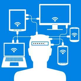 تطوير تقنية تحويل اﻷفكار إلي كلمة مرور للأجهزة الذكية