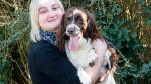 بريطانيا : كلب ينقذ صاحبته من الموت اختناقاً