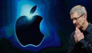 أمريكا : رئيس شركة أبل يبيع ساعة من وقته في مزاد