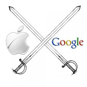 شركة أبل وجوجل تعلنان
