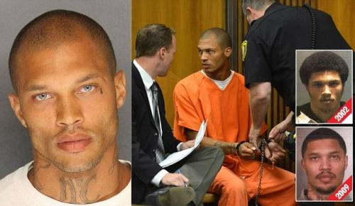 أمريكا : مجرم شاب يتحول إلي نجم جذاب بسبب صوره علي الفيسبوك