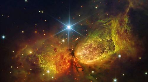 فريق بحثي فلكي يرصد عمليات ولادة نجوم جديدة في مجرات بعيدة