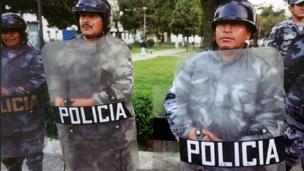 لمحاربة الفساد ضباط الشرطة يخضعون لاختبار كشف الكذب