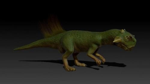 سيبيريا : العثور على هيكل عظمي لديناصور عمره 120 مليون سنة بحالة جيدة