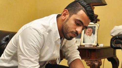 السعودية : منع لاعب من النزول للملعب بسبب قصة شعره