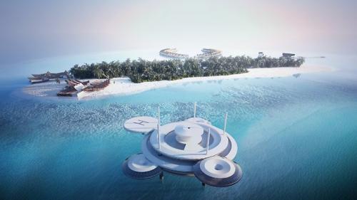 الإمارات تحتوي علي ثلث عجائب المستقبل