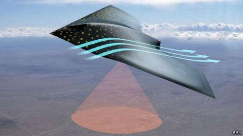 بريطانيا : شركة تطور تقنية جديدة  تكسب هياكل الطائرات إحساس كجسد الإنسان