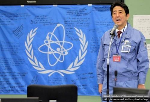 رئيس الوزراء الياباني يطمئن شعبه عقب الزلزال وإنقطاع التيار الكهربائي