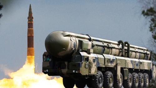 الجيش الروسي يحتفل بالذكرى الـ 55 لتأسيس درعه النووي العابر للقارات