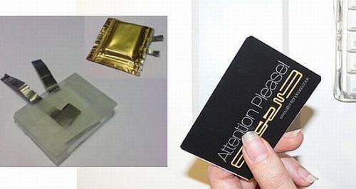 ابتكار بطارية كهربائية من الورق ذات أداء متميز
