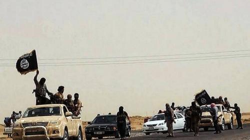 تنظيم داعش يعتقل العشرات في العراق بتهمة إحراق علمه