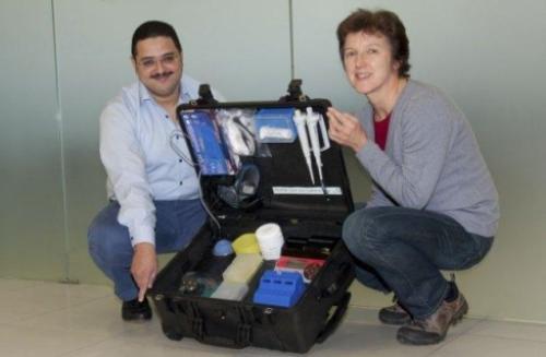 باحث مصري  بألمانيا يبتكر جهاز يكشف مرض