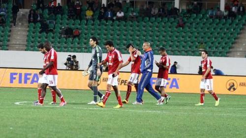 فريق الأهلي المصري يتلقي أقسي هزيمة له في تاريخه منذ أكثر من نصف قرن