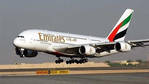 تعرض طائرة مدنية إماراتية لإطلاق النار في مطار بغداد
