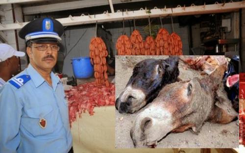 محكمة تقضي بسجن جزار 5 سنوات لبيعه لحم حمير
