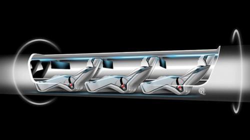 إنشاء طريق لنقل الركاب بسرعة تفوق سرعة الصوت