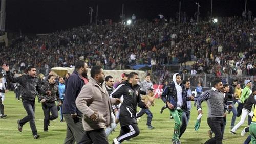 مصر تتصدر الدول العربية وتتربع علي المركز الرابع عالمياً في حوادث العنف بالملاعب الرياضية