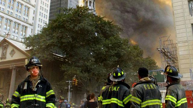 أطفائي  11 سبتمبر معرضوا للسرطان