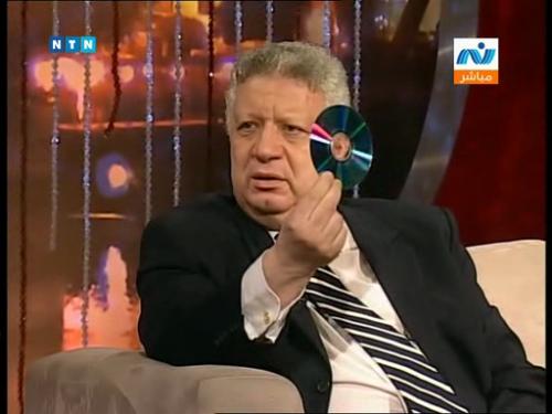 رئيس نادي الزمالك المصري يؤكد تلقيه من