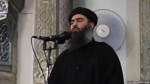 تقرير أمريكي يؤكد أعتقال زعيم داعش قبل عدة سنوات علي سبيل الخطأ