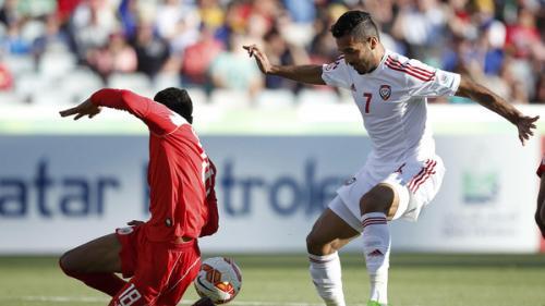 منتخب الإمارات يدخل موسوعة غينيس عقب تسجيله أسرع هدف في نهائيات آسيا
