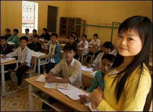 فيتنام : مدرسو اللغة الانجليزية يرسبون في اختبارات اللغة