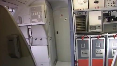 ربان الطائرة الألمانية المنكوبة حاول كسر باب حجرة القيادة بالفأس
