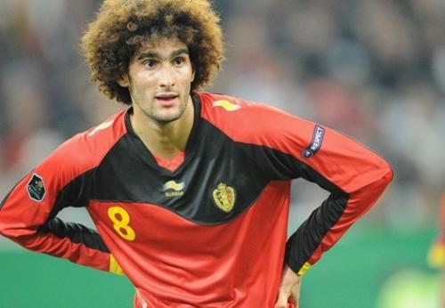 لاعب مغربي يقود منتخب بلجيكا للفوز على إسرائيل