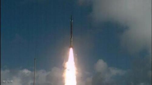 الجيش الإسرائيلي ينجح في اختبار صاروخي ناجح لإسرائيل