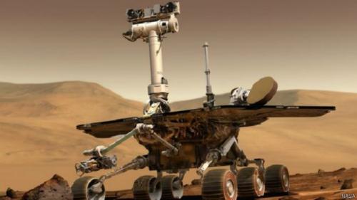 ناسا تخترق مركبة علي كوكب المريخ لإصلاح خلل فني بها
