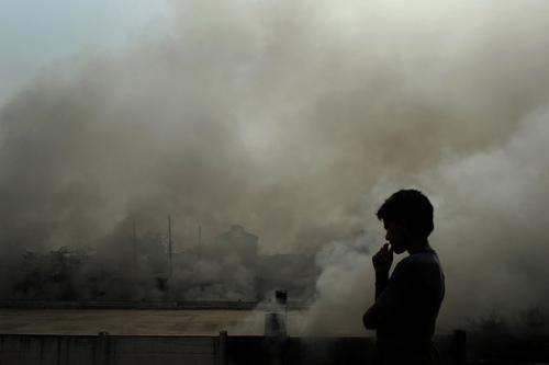 العاصمة الهندية تعاني من أسوء تلوث للهواء على وجه الأرض