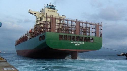 الجيش اﻷمريكي يهدد بالتدخل لإطلاق سراح سفينة تحتجزها إيران